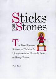Sticks and Stones PDF