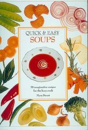Quick & Easy Soups PDF