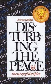 Disturbing the Peace by Eamonn Bredin
