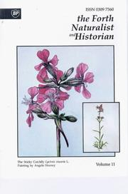 The Forth Naturalist and Historian (The Forth Naturalist & Historian) PDF
