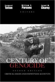 A Century of Genocide PDF