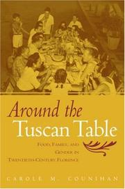 Cover of: Around the Tuscan Table by Carole Counihan
