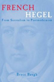 French Hegel PDF