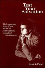 Test Your Salvation PDF