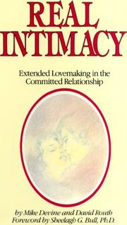 Real Intimacy by Michael Devine