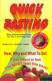 Quick Fasting PDF