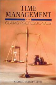 Time Management for Claims Professionals PDF