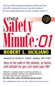 The Safety Minute : 01 PDF