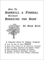 How to Bankroll a Funeral Without Breaking the Bank PDF