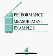 Performance Measurement Examples PDF