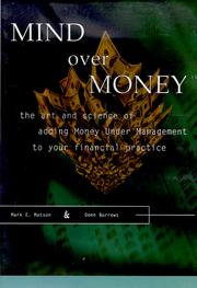 Mind over Money PDF