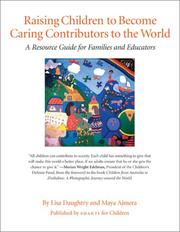 Raising Children to Become Caring Contributors to the World PDF