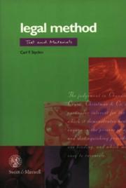 Legal Method PDF