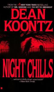 Cover of: Night Chills |