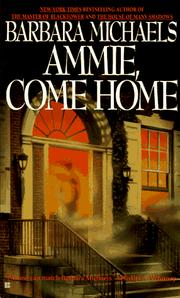 Ammie, come home by Barbara Michaels