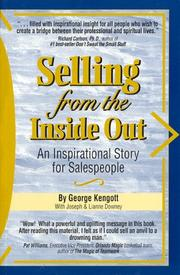 Selling from the Inside Out PDF