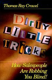 Dirty Little Tricks PDF