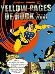 Yellow Pages Of Rock PDF