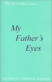 My Father's Eyes PDF