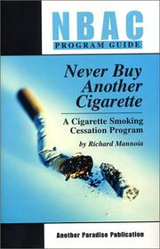 NBAC Program: Never Buy Another Cigarette PDF