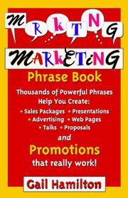 Marketing Phrase Book PDF