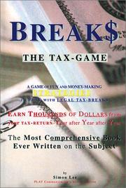 BREAK$ The Tax Game