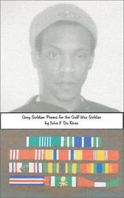 Grey Soldier PDF