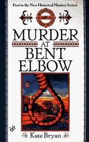 Murder at Bent Elbow (Discreet Inquiries) PDF
