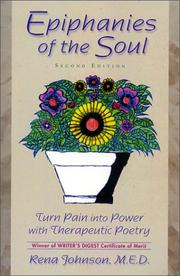 Epiphanies of the Soul PDF