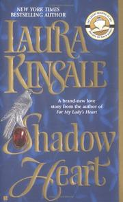 Cover of: Shadowheart | Laura Kinsale