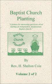 Baptist Church Planting PDF