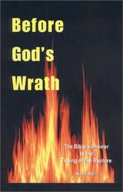 Before Gods Wrath