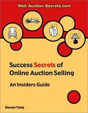 Success Secrets of Online Auction Selling PDF
