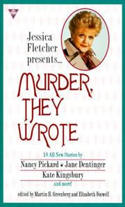 Murder They Wrote PDF