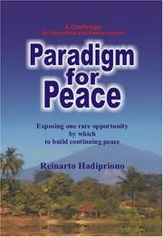 Paradigm for Peace PDF