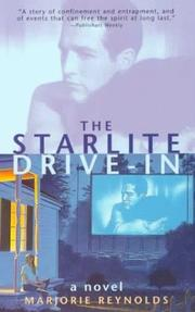 Cover of: The Starlite Drive-In by Marjorie Reynolds
