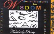 Secret Treasures for Wisdom PDF