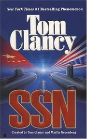Cover of: S S N | Tom Clancy, Jean Little