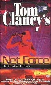 Cover of: Tom Clancy's Net Force Private Lives | Tom Clancy