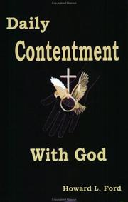 Daily Contentment With God PDF