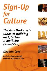 Sign-Up for Culture PDF