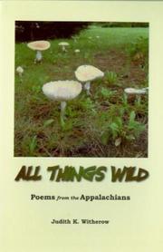 All Things Wild PDF