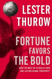 Fortune Favors the Bold PDF