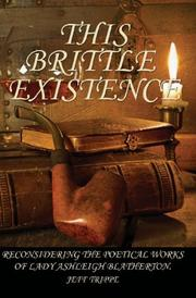 This Brittle Existence PDF