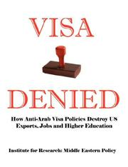 Visa denied by Grant F. Smith