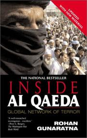 Inside Al Qaeda by Rohan Gunaratna