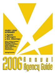 Annual Agency Guide 2006 PDF