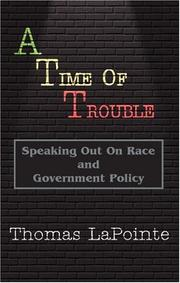 A Time of Trouble PDF