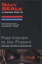 Navy Seals: A History PDF