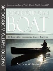 Paddle Your Own Boat - Participant's Workbook PDF